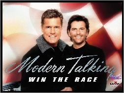 Win the race, Modern Talking, Singiel